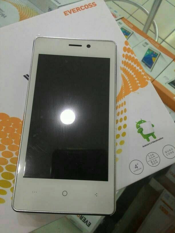 harga Evercoss a74a* 4inch ram 1gb marshmallow quadcore Tokopedia.com