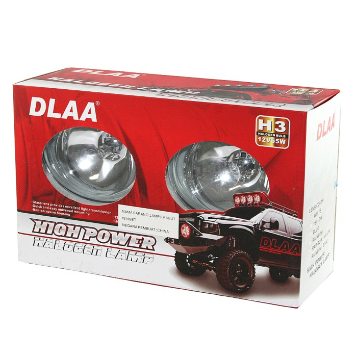 harga Otomobil Exterior Su-dh-la690 Fog Lamp Daihatsu Taruna 2000-2001 Clear Tokopedia.com