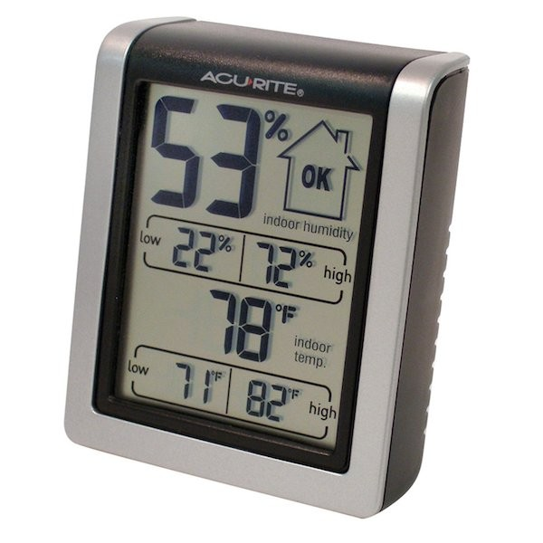 harga [acurite] 00613a1 indoor temperature & humidity monitor Tokopedia.com