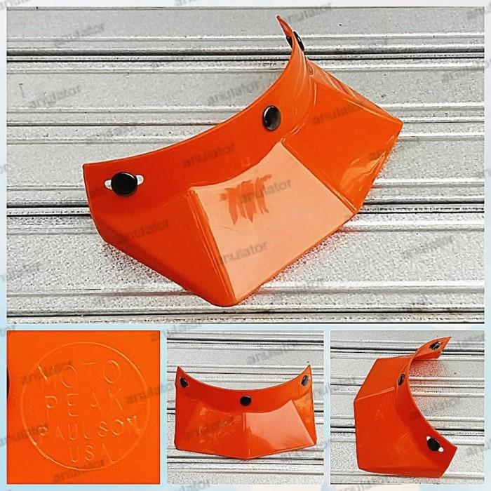harga Topi pet bmx helm classic bogo retro vespa cakil cross batman orange Tokopedia.com