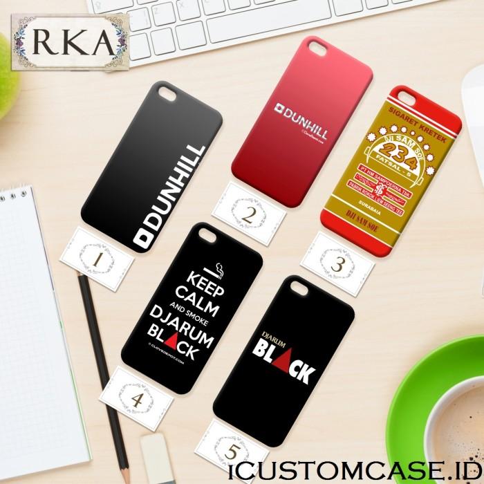 Jual Custom Case Kotak Rokok Design Series Casing Hp Custom