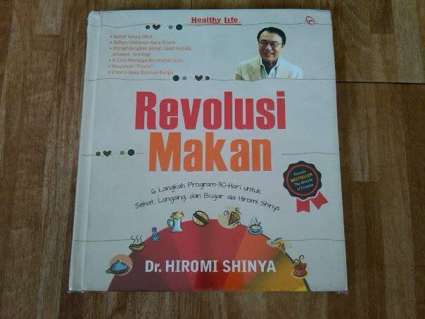 harga Revolusi makan-dr. hiromi shinya Tokopedia.com