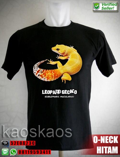 harga Kaos Tokek Leopard Gecko Tokopedia.com