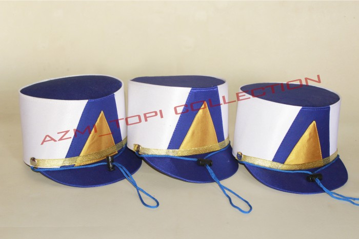 Foto Produk Topi pasukan marching band dari AZMI top COLLECTION