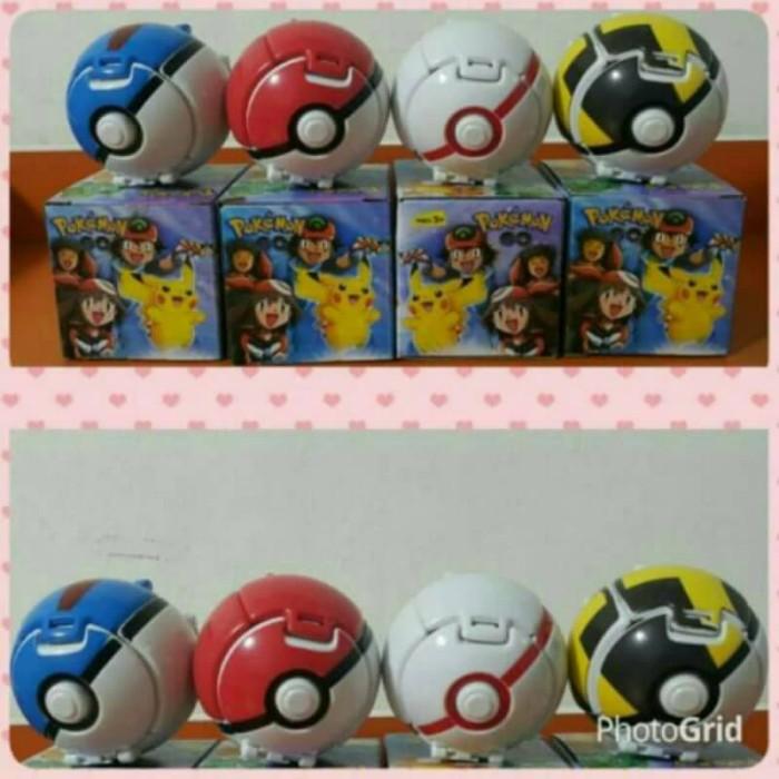 harga Pokemon pokeball bakugan Tokopedia.com