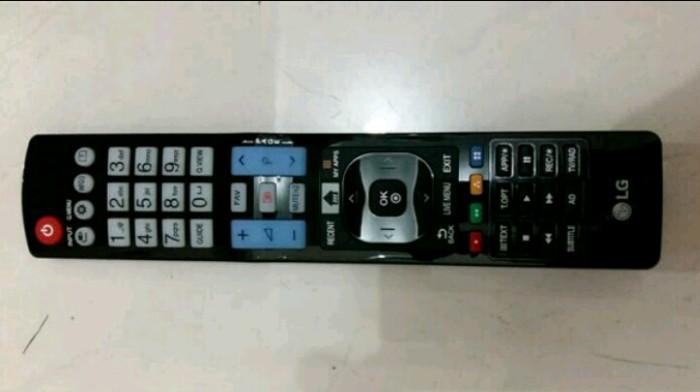 harga Remote tv lcd lg 3d Tokopedia.com