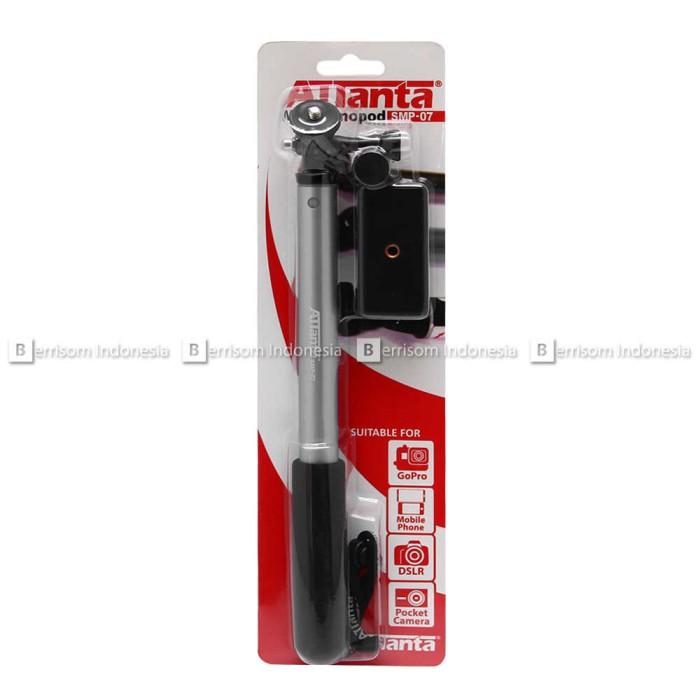 harga Tongsis attanta smp-07 - silver (goprosjcamxiaomiyidslrsmartphone) Tokopedia.com