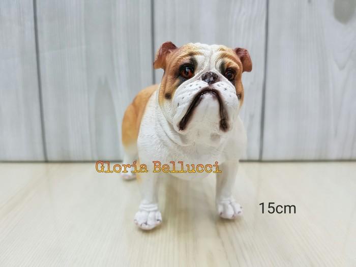 harga Patung pajangan miniatur anjing english bulldog Tokopedia.com
