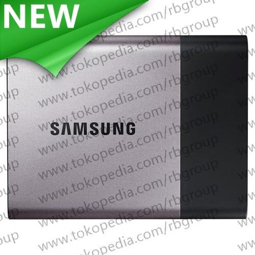 Foto Produk Samsung Portable SSD T3 500GB - MU-PT500B - Black dari Rumah Bandung Group