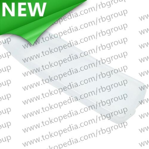 ... Sarung Silikon Remot Kontrol TV AC Transparent