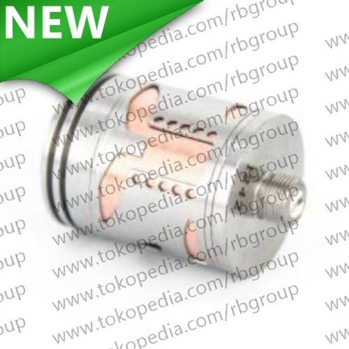 Foto Produk Legion RDA Rebuildable Atomizer - Silver dari Rumah Bandung Group
