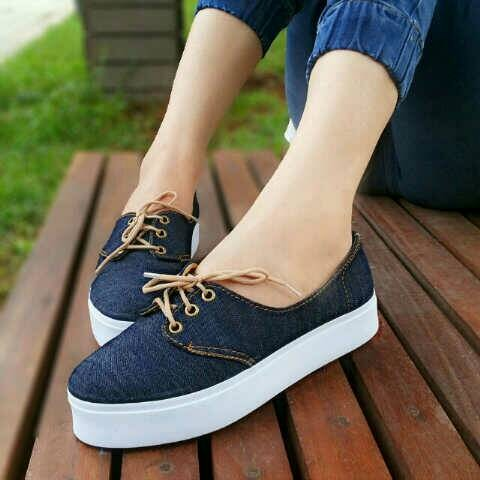 Sepatu sandal flat, cewek wanita, ceper, wedges, shoes, korea, jeans