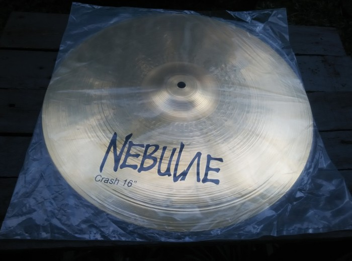 harga Cymbal crash nebulae 16 inch Tokopedia.com