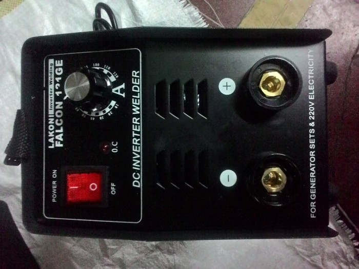 harga Mesin las listrik trafo inverter falcon lakoni 121ge / 121ge Tokopedia.com