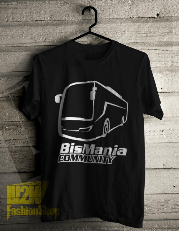harga Kaos bis mania community logo komunitas bis bus lu2k l2k 736 Tokopedia.com