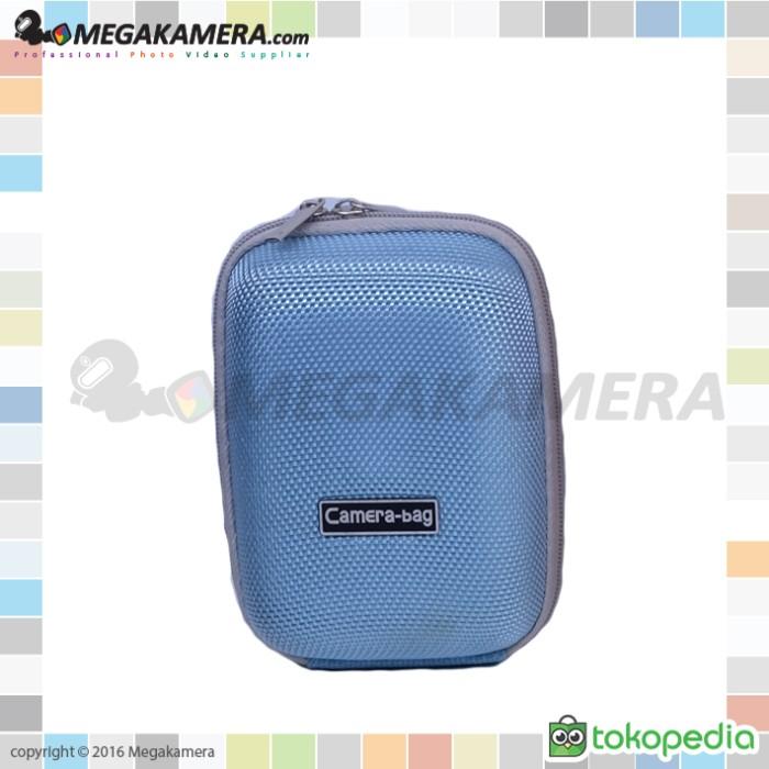 harga Tas kamera digital ( pocket )  zipper biru Tokopedia.com