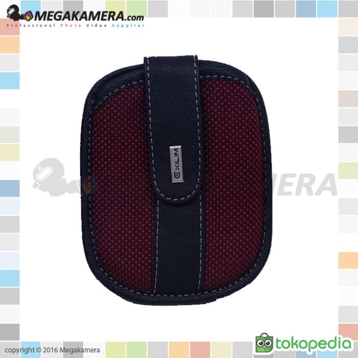 harga Tas kamera digital ( pocket )  softcase merah Tokopedia.com