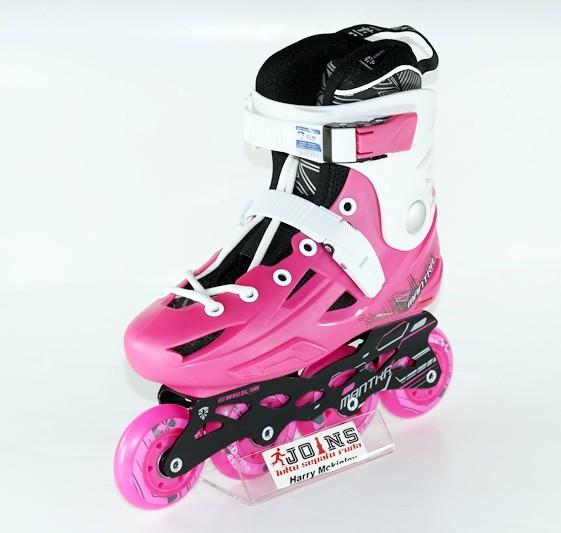 harga Jual sepatu roda | inline skate flying eagle mantra f1s mantra pink Tokopedia.com