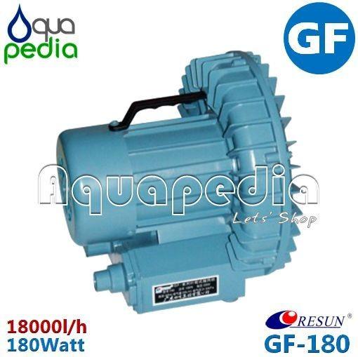 harga Resun gf-180 pompa udara heavy duty air pump blower. Tokopedia.com