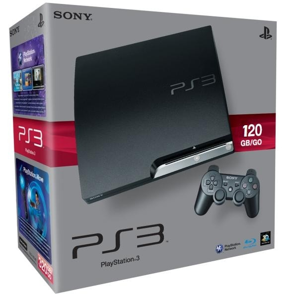 harga Ps3 slim 120gb cfw Tokopedia.com