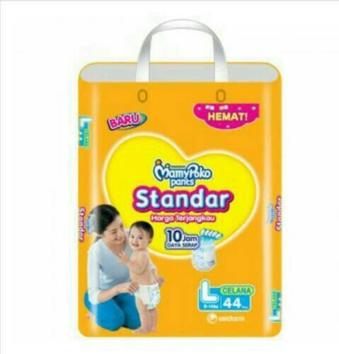 harga Mamypoko pants standar l44 / mamy poko l 44 celana Tokopedia.com