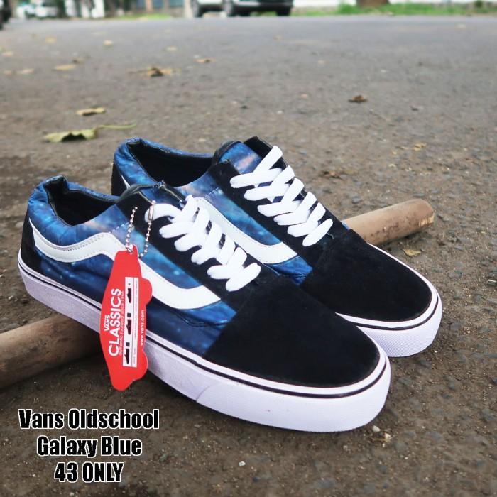 c3992c81c129 Jual VANS OLD SKOOL GALAXY BLUE - Kota Bandung - Sport   Skate Shoes ...