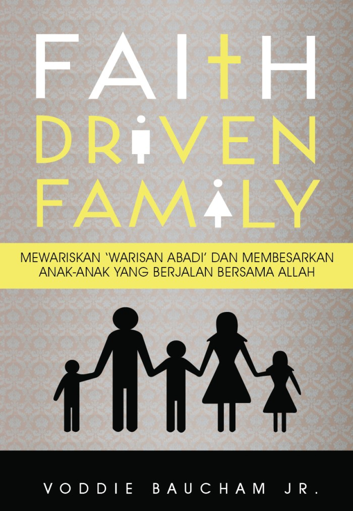 Foto Produk Faith Driven Family, Voddie Baucham Jr. dari CV Pionir Jaya