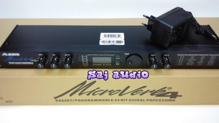harga Effect vocal alesis microverb 4 programmable 24bit signal prosecor... Tokopedia.com