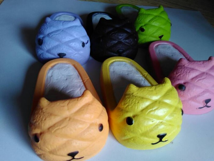 Jual Squishy Kapibarasan Jumbo Sandal Tidur Soft Sk Tiya Tokopedia