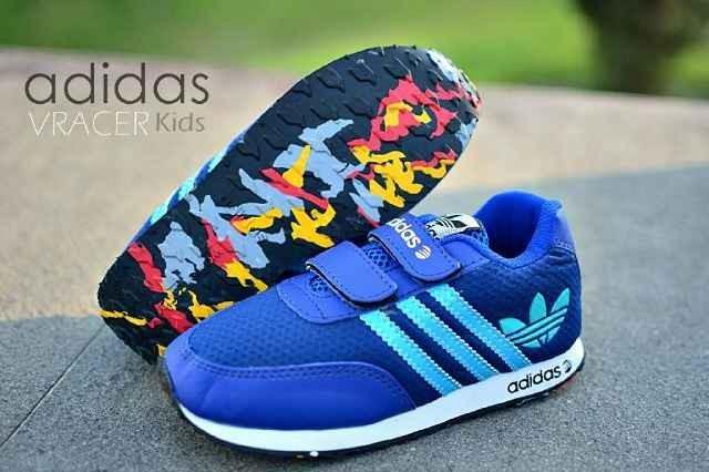 Jual Sepatu Anak Kecil Lucu Imut Cewek Cowok Adidas Neo Kids Main