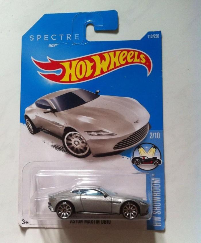 Jual Hot Wheels Limited Edition Aston Martin James Bond Spectre 007 Kota Depok Buka Warung Tokopedia