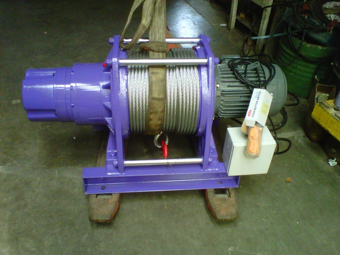 harga Come up electric winch taiwan Tokopedia.com