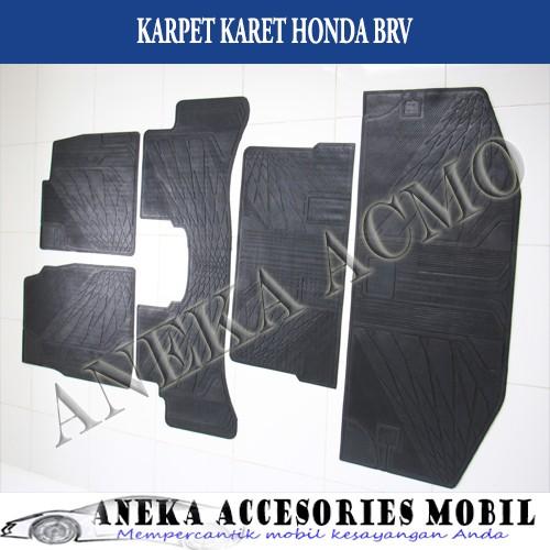 harga Karpet karet/karpet lantai/removable carpet mobil honda brv/br-v