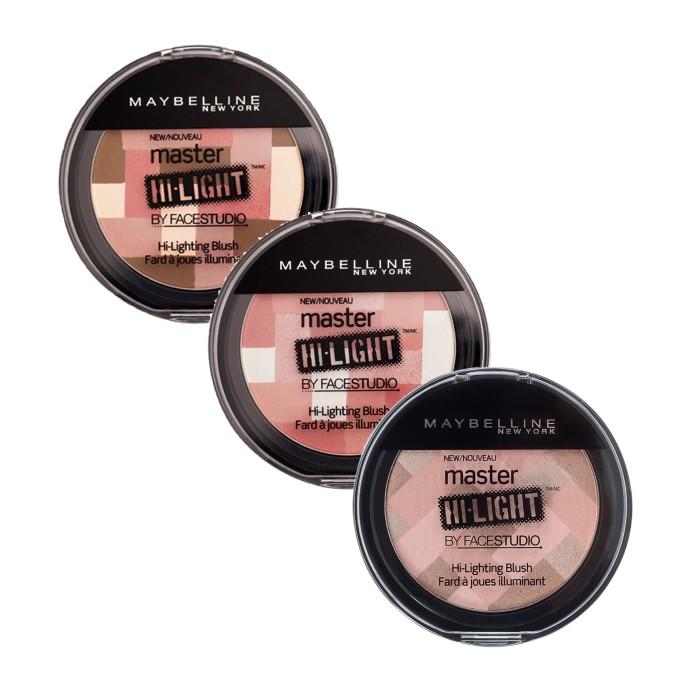 Foto Produk Maybelline - Face Studio Master Hi-Light Blush and Bronzer dari Makeuparadise
