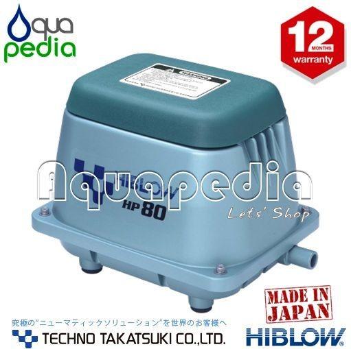 harga Techno takatsuki hiblow hp-80 japan pompa udara blower air pump Tokopedia.com