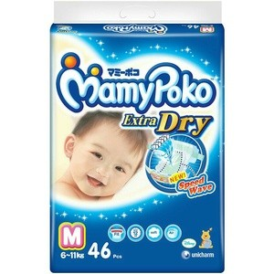 harga Mamy Poko Extra Dry M46 Tokopedia.com