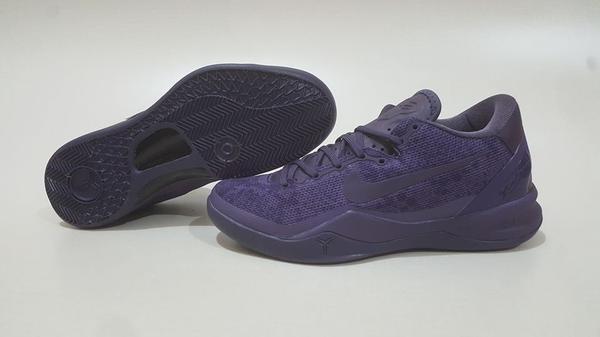 Jual Jual Sepatu Basket Nike Kobe 8 Fade 2 Black Baru Sepatu
