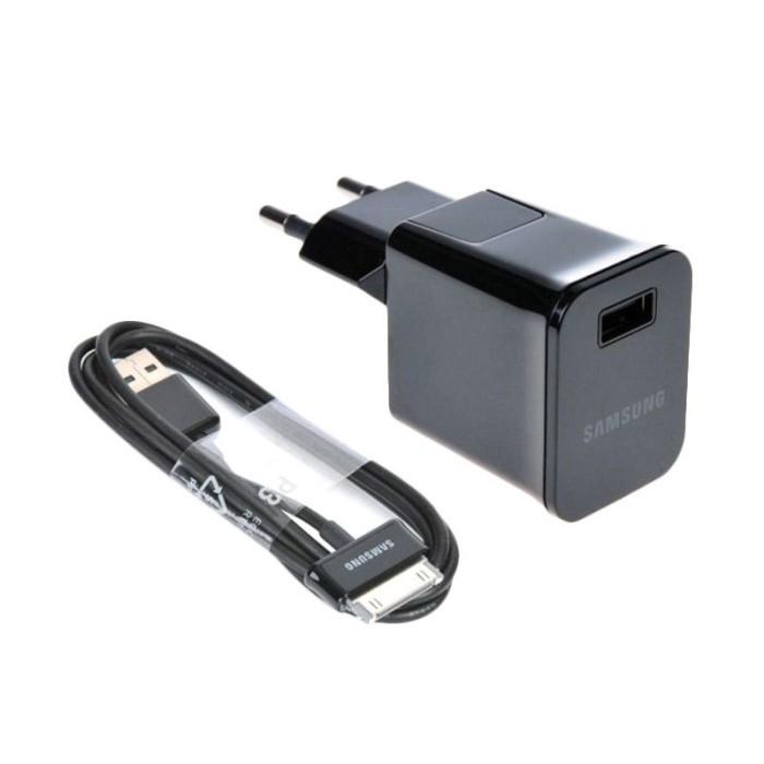 Foto Produk Samsung Travel Charger Tab 2, P1000, Galaxy Tab 7,Galaxy Tab 7.7, dari 88 Mart
