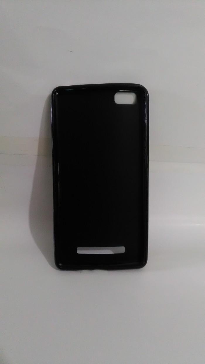 harga Soft case xiaomi redmi mi 4i/ mi 4c glossy executive hitam Tokopedia.com