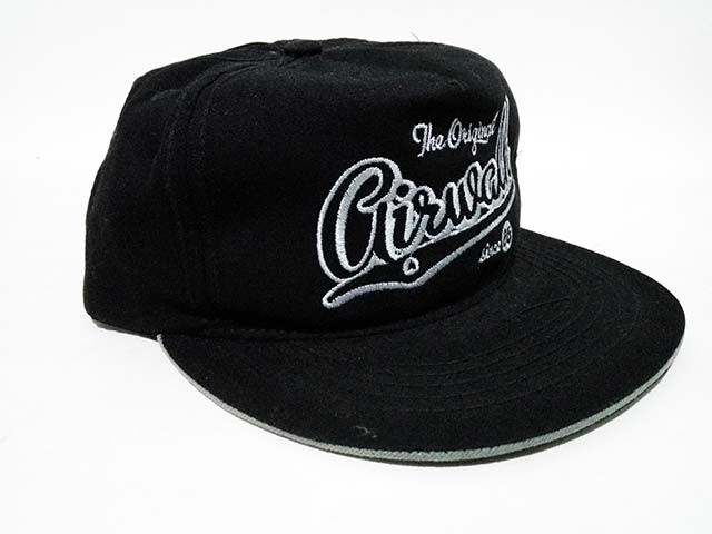 Jual Topi Snapback Airwalk Amadeo Cap Canvas Black original asli ... 8a624faad9