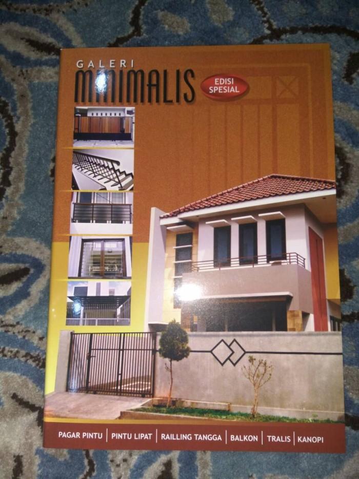 harga Katalog galeri minimalis Tokopedia.com