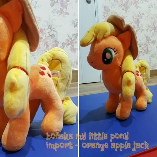 Jual boneka MLP my little pony kuda poni lucu - Alya Stuff  09f0d69731