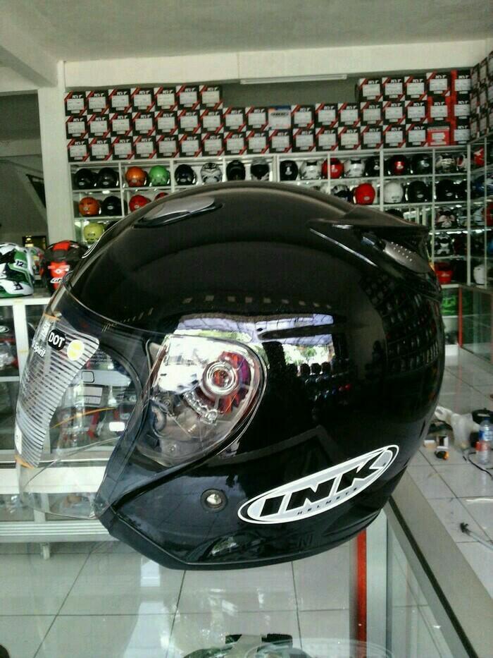 Harga Helm Ink Centro Jet Solid Tokopedia