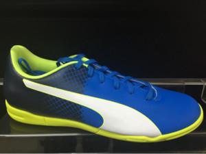 sepatu futsal puma evospeed 5.5 IT biru stabilo original 100% new 2016 861b20d294
