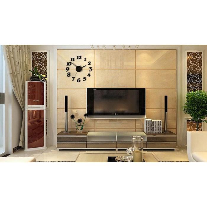Jam Dinding Mirado 938 Brown2 Daftar Harga Terkini dan Terlengkap Source DIY Acrylic .
