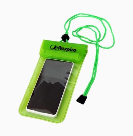 harga Respiro mobile dry bag 4 /hijau hanphone renang (touring/travelin) Tokopedia.com