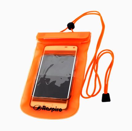 harga Respiro mobile dry bag 8 / hanphone renang orange  (touring/traveling) Tokopedia.com