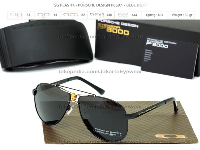 ee1d5d627a Jual Porsche Design P8551 - Black   Polarized - JakartaEyewear ...