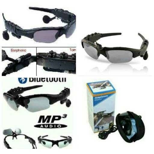 Jual KACAMATA MP3 BLUETOOTH   SUNGLASSES MP3 - TOKO DWI  ce79a3b02d