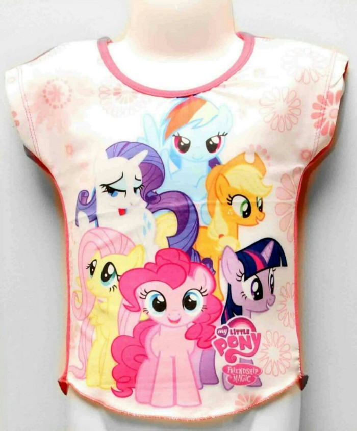 harga Cb15 little poni 3565 kaos baby bayi anak perempuan printing murah Tokopedia.com